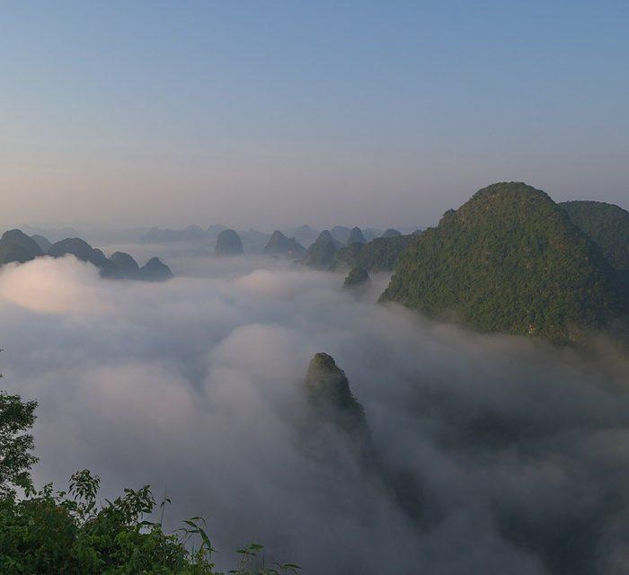 Vacances d'été 2019 en Chine