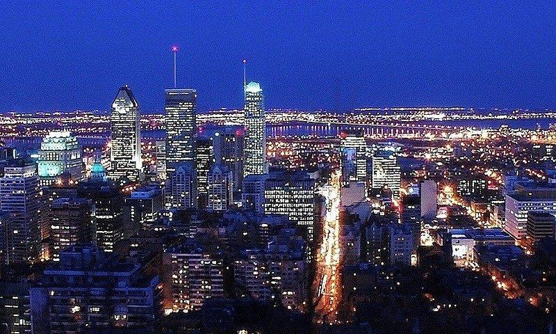 voyage business à Montréal
