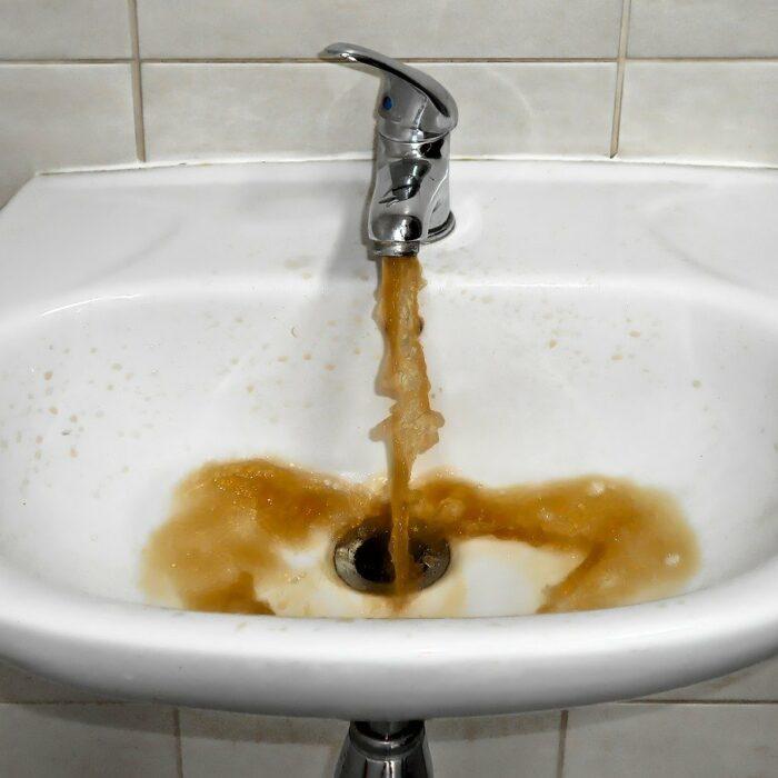 problème lavabo